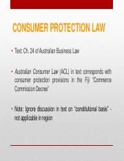 australian consumer protection legislation essay This essay will examine key aspects of the recent implementation of the australian consumer law (acl) 2011, which is the largest overhaul in consumer law in australia.