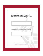 effective-research-and-writing-certificate-of-completion