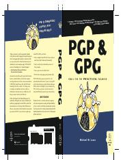 PGP & GPG Email For The Practical Paranoid (2006)