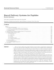 1.Buccal Delivery Systems for Peptides.pdf