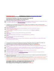 chapter essay questions mktg compare and contrast 3 pages chapter 8 study guide mgmt 4500