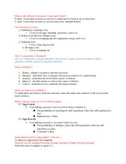 6 pages final exam guideline mba 5315 adoc - Fishbone Diagram Doc