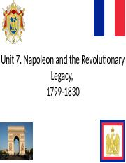 APEH__Unit_7_Napoleon_and_the_Revolutionary_Legacy.pptx