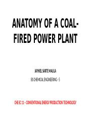 3 - Anatomy of a Coal-Fired Power Plant - Part 1 - Malila.pptx