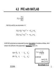 CH4.3_PFE_with_MATLAB_(A)