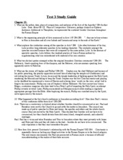 Theo 220-02 study guide-test 3