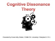 Cognitive Dissonance-1
