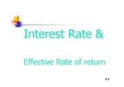 FM2010 Topic 1b Interest rate and loans [Compatibility Mode]