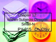 chapter 12_Clay slides