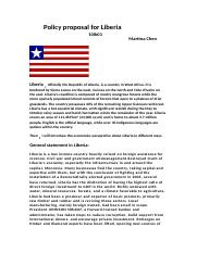proposal for liberia.doc