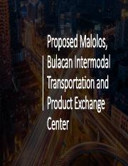 MANINGASProposed Malolos, Bulacan Intermodal Transportation and Product.pdf