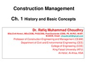 CEE 345-CM-Ch 01 -Basic Concepts