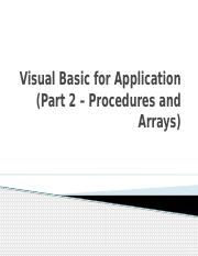 how to declare and use array in vb net