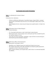 French Presentation Notes (R.D.).pdf
