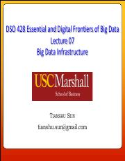 DSO428 Lecture 07 - Big Data Infrastructure.pdf