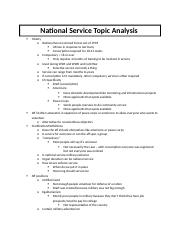 National Service Topic Analysis.docx