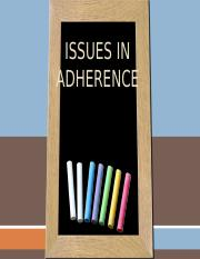 3b Adherence & Compliance.ppt