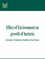 4 Effect of environment on growth of bacteria.ppt