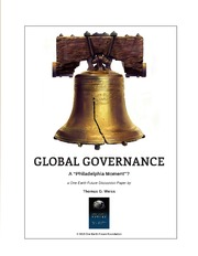 Weiss - Global Governance (POLS)