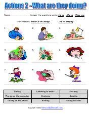 actions 2 what are they doing worksheet.pdf