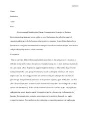 Environmental variables affecting communication strategies.docx