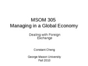 MSOM_305_Foreign_Exchange[1]