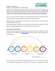 Design Thinking Approach To Problem Solving.docx