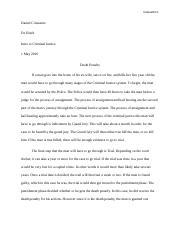 Criminal Justice Paper corrected part 2
