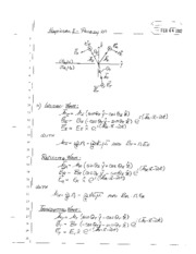 Homework 7 Solution on Advanced Dynamics