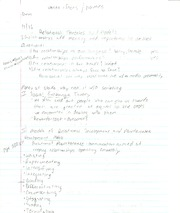 COMM100- Relational Theories Notes