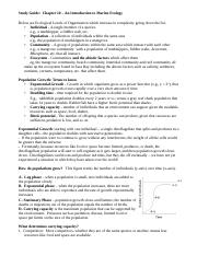StudyGuide Ch10 MarineEcology_modified Sp2013.doc