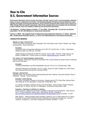 CitingGovernmentInfo