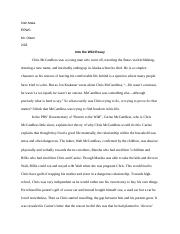 Irish Jane Mata - Into the Wild essay.docx