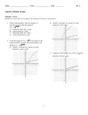 Module 7 Quiz pdf - Name Class Date ID A Module 7 Quiz
