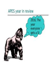 apes_year_in_review_ppt.ppt