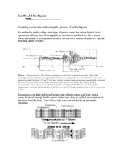 Geo101_Lab6_Earthquakes