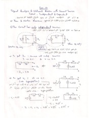Lecture10_signal analysis and network theorem