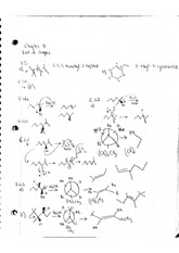 Organic Chem_End of Chapter Eight Problems