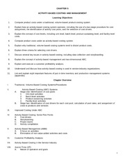 chapter 5 class handout with questions