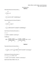 conservatin of angular momentum - Equations.docx