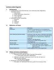 Antimicrobial Agents(1).doc