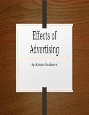 Effects of Advertising.pptx