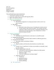 SOC 101 Chapter 8 Outline.docx