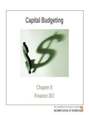 Chapter 8. Capital Budgeting.pptx