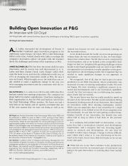 Building Open Innovation at P&G.pdf
