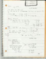 Elementary Algebra II Variables Notes