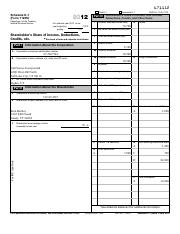 S Corp tax return problem Form 1120S_Schedule K-1