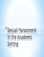 Sexual Harassment in the Academic Setting-1.pdf