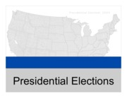 Presidential Elections Figures