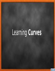 Learning-Curves